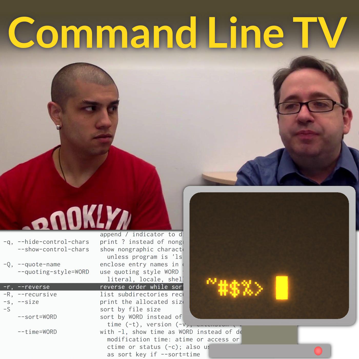 Command Line TV